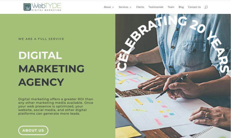 Webtyde Digital Marketing - Photo - 1