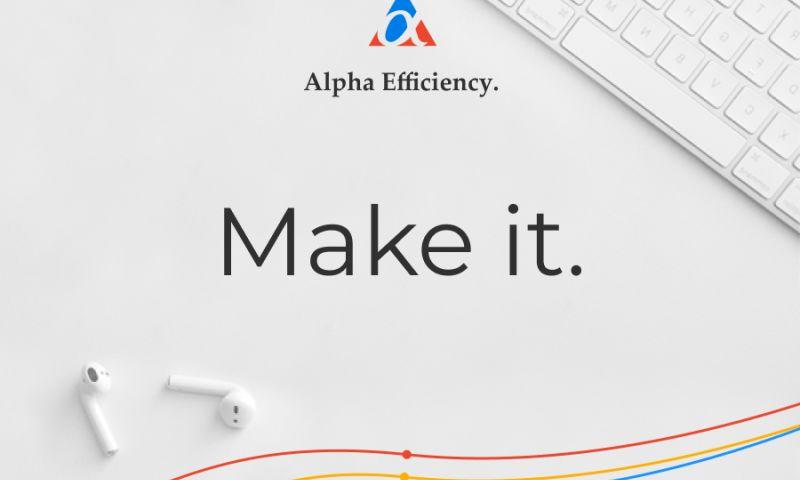 Alpha Efficiency - Photo - 3
