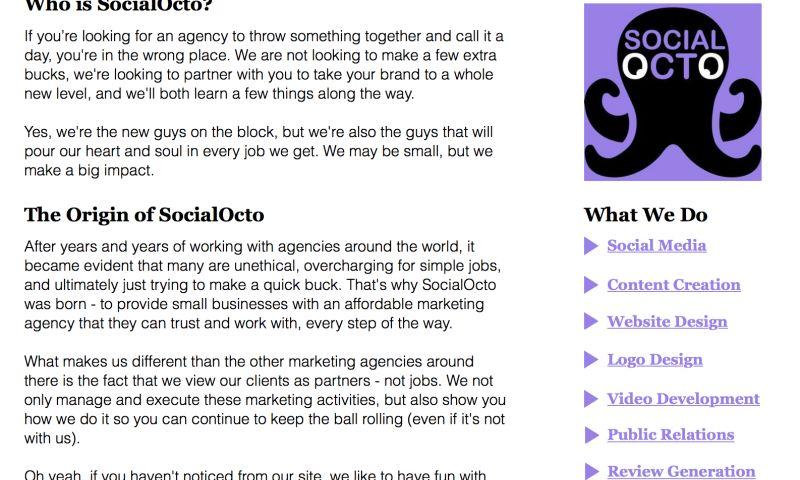 SocialOcto - Photo - 2