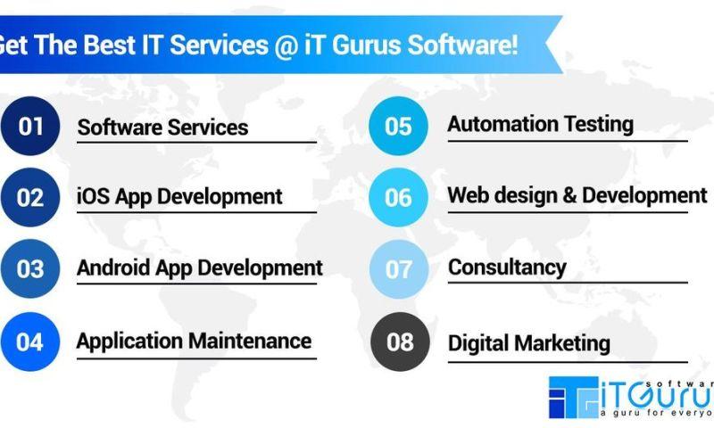 iT Gurus software - Photo - 2