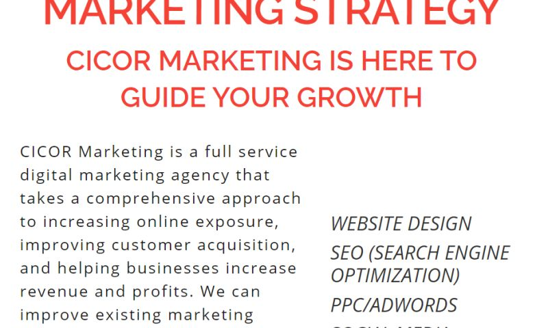 CICOR Marketing - Photo - 2
