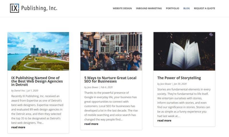 IX Publishing, Inc. - Photo - 3
