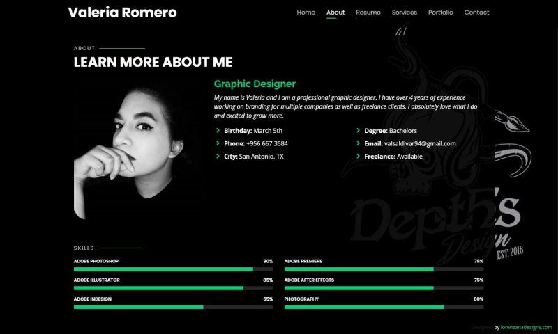 Lorenzana Web Design - Photo - 2