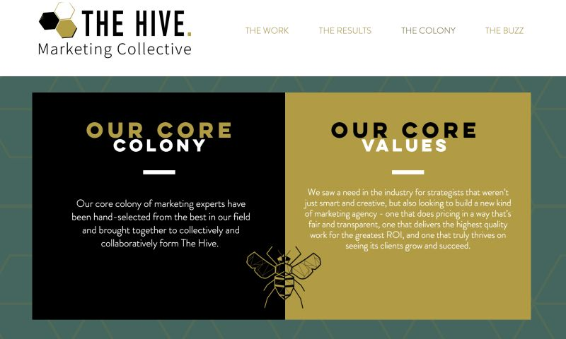 The Hive Marketing Collective - Photo - 1