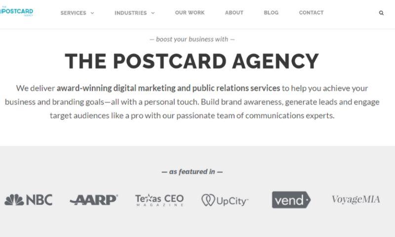The Postcard Agency - Photo - 1