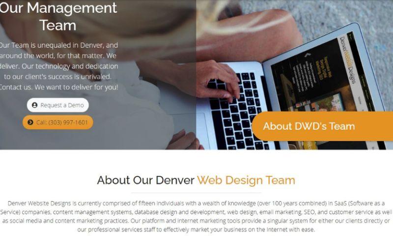 Denver Website Designs - Photo - 1