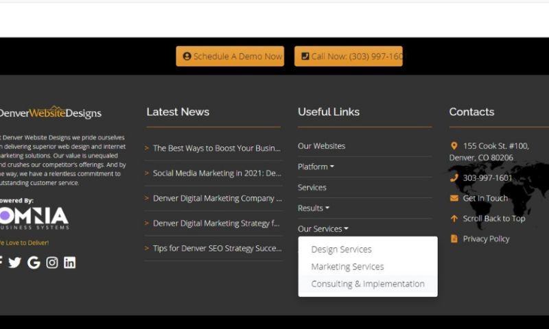 Denver Website Designs - Photo - 2