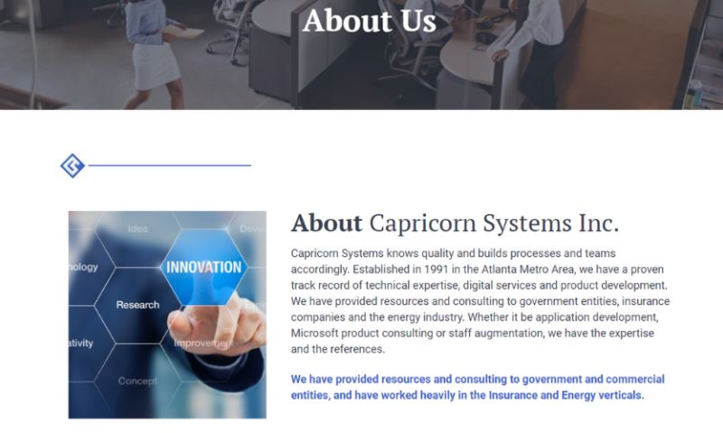 Capricorn Systems, Inc. - Photo - 3