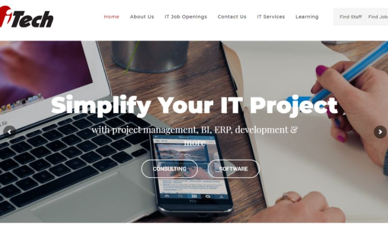 iTech US Inc - Photo - 1