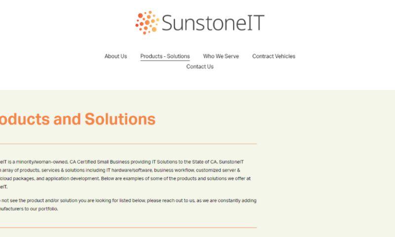 SunstoneIT - Photo - 2