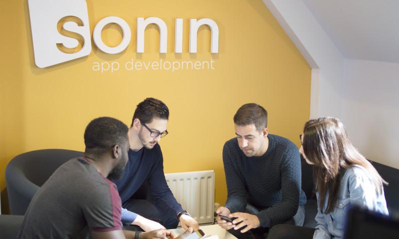 Sonin App Development - Photo - 2