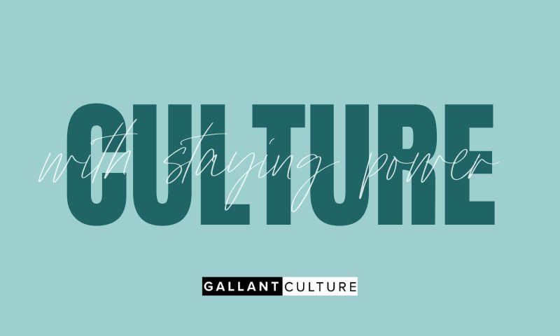Gallant Culture - Photo - 3
