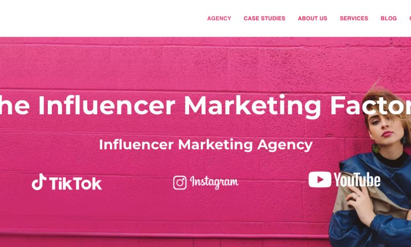 The Influencer Marketing Factory - Photo - 1