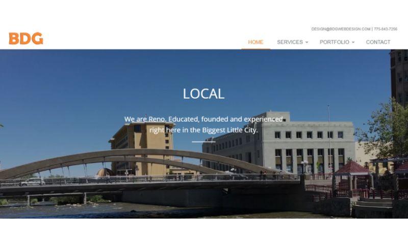 BDG Web Design - Photo - 1