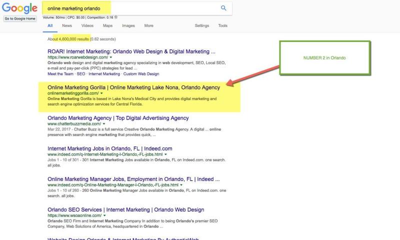 Online Marketing Gorilla - Photo - 1