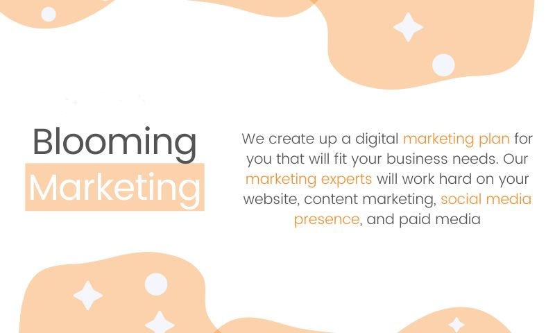Blooming Marketing - Photo - 3