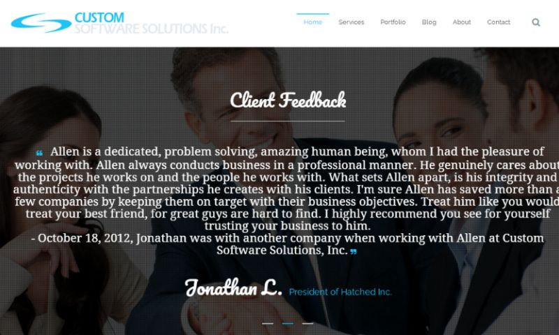 Custom Software Solutions - Photo - 1