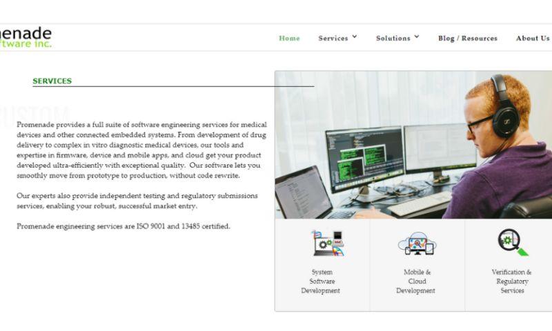 Promenade Software - Photo - 2