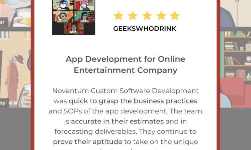 Noventum Custom Software Development - Photo - 2