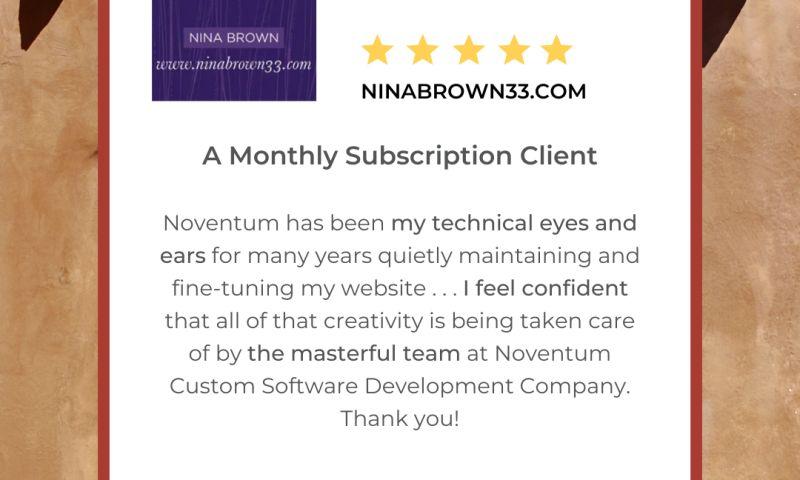 Noventum Custom Software Development - Photo - 3