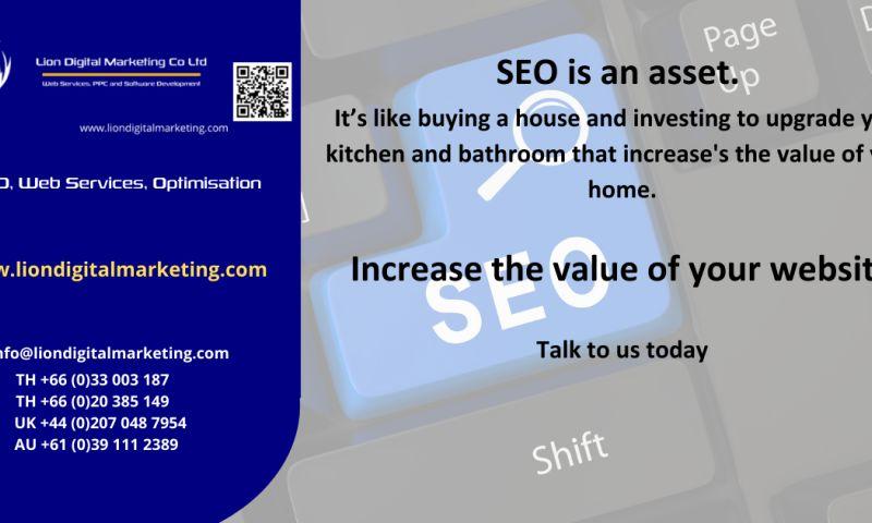 Lion Digital Marketing Ltd - Photo - 3