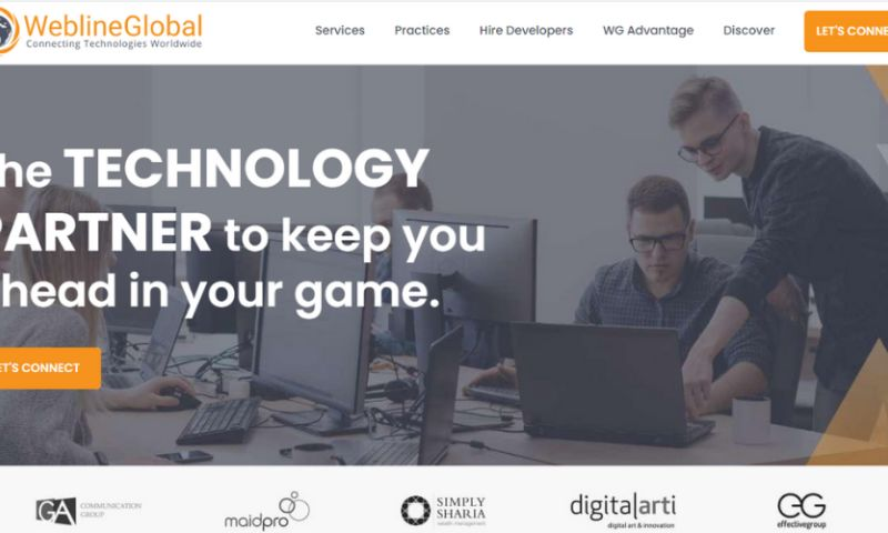 WeblineGlobal Inc. - Photo - 1