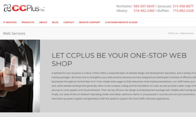 CCPlus Inc. - Photo - 2