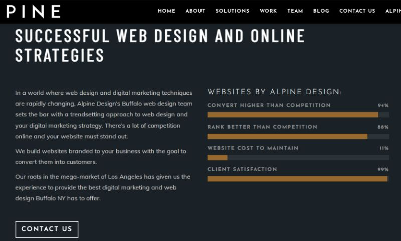 Alpine Design Buffalo - Photo - 3