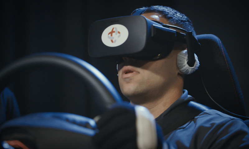 VR Motion Corp - Photo - 1