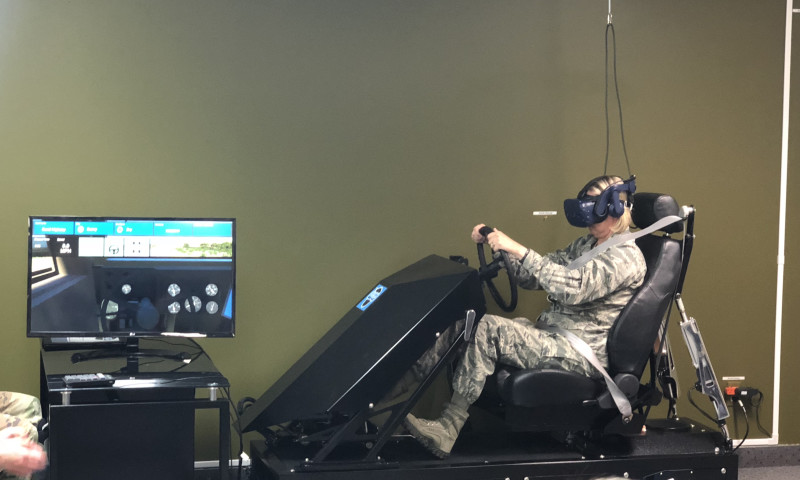 VR Motion Corp - Photo - 2