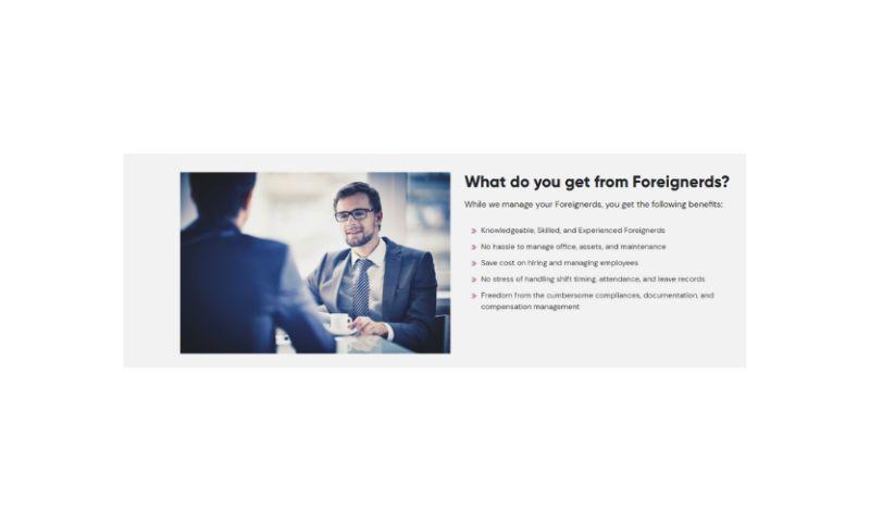 Foreignerds Inc. - Photo - 1