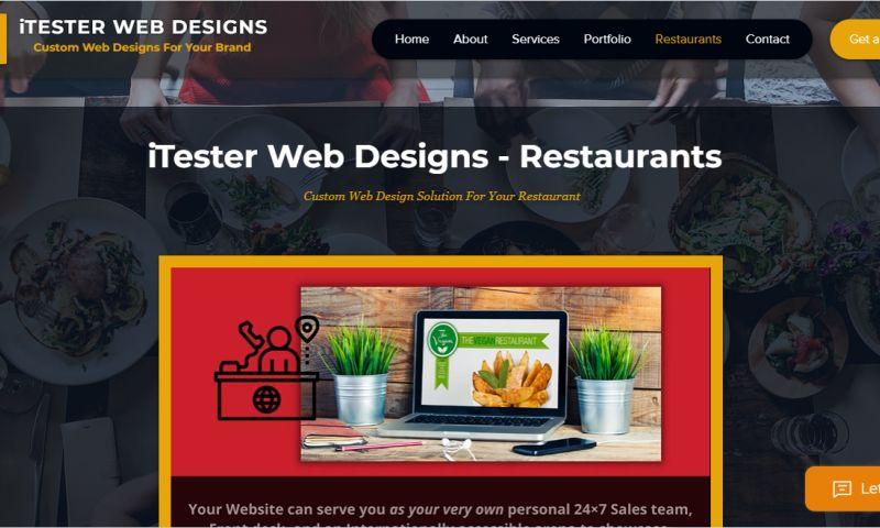 iTester Web Designs - Photo - 3