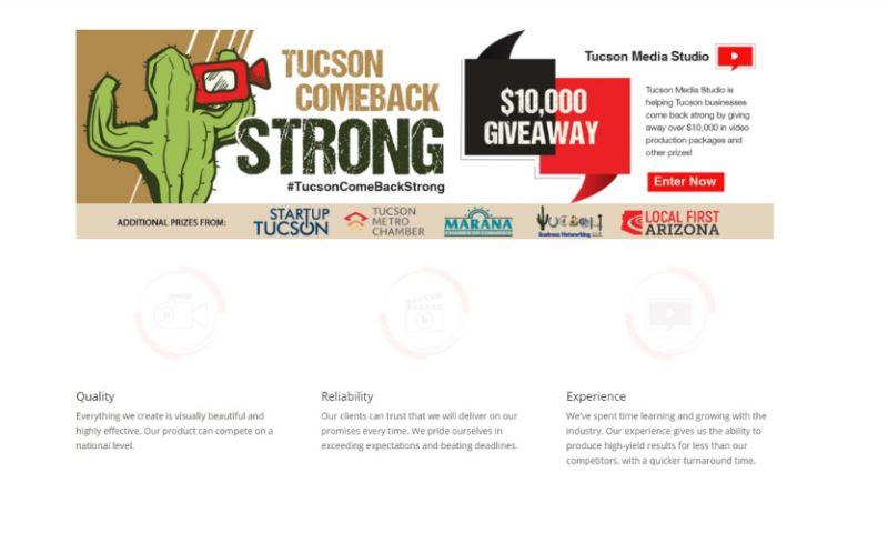 Tucson Media Studio - Photo - 2