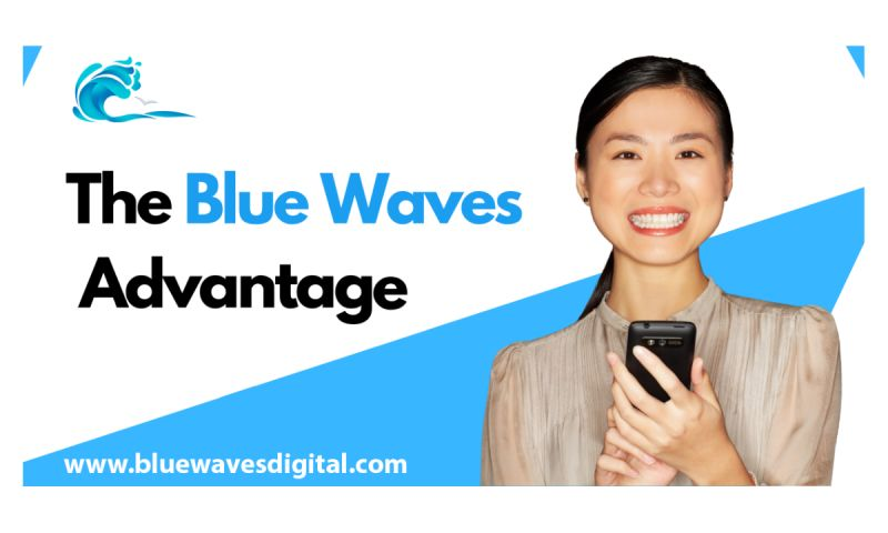 Blue Waves Digital - Photo - 1