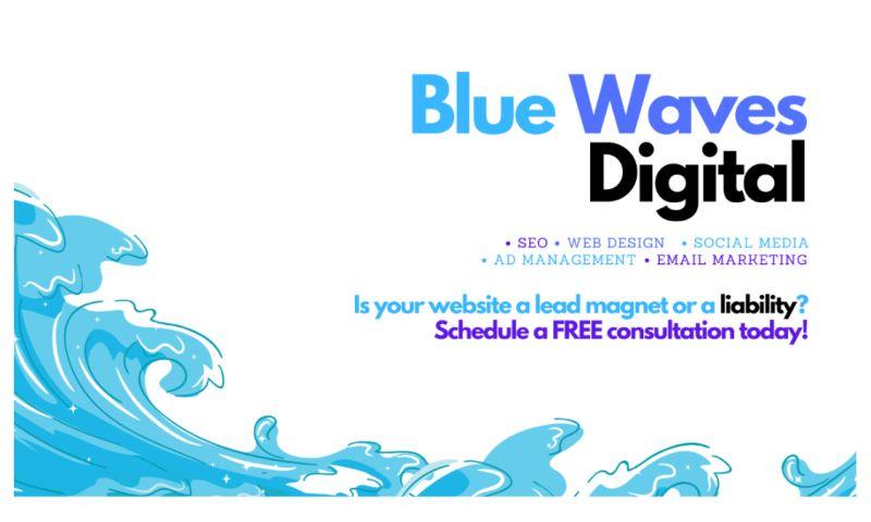 Blue Waves Digital - Photo - 2