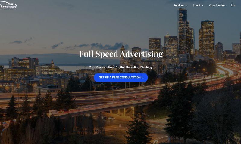 Full Speed Advertising.com - Photo - 1