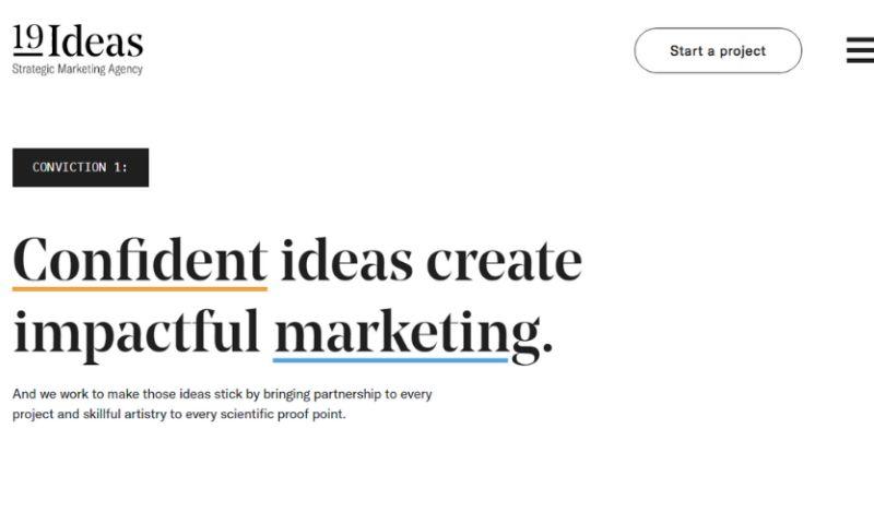 19 Ideas - Photo - 1