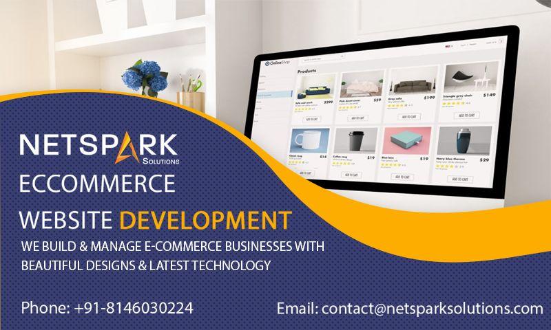 Net Spark Solutions Pvt. Ltd. - Photo - 1
