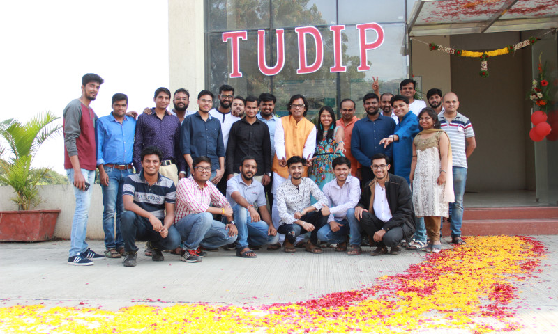 Tudip Technologies Pvt Ltd - Photo - 1