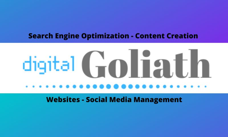 Digital Goliath Marketing Group - Photo - 1