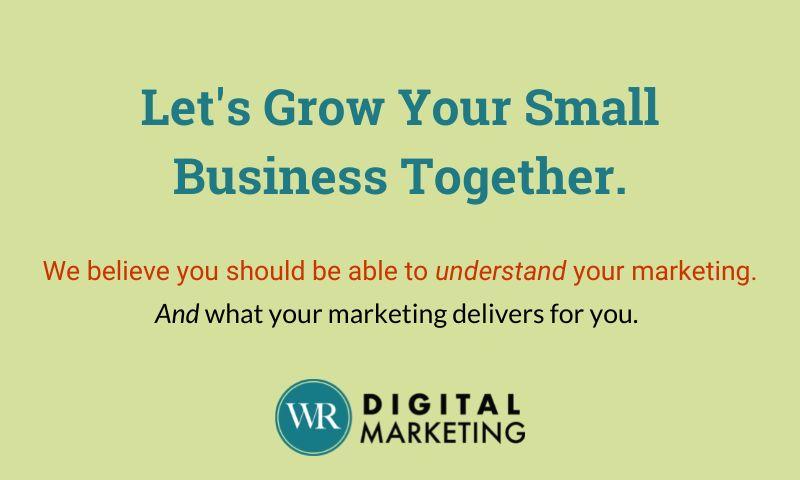 WR Digital Marketing - Photo - 3