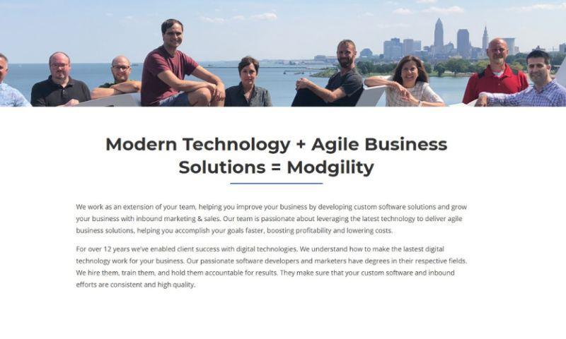 Modgility - Photo - 1