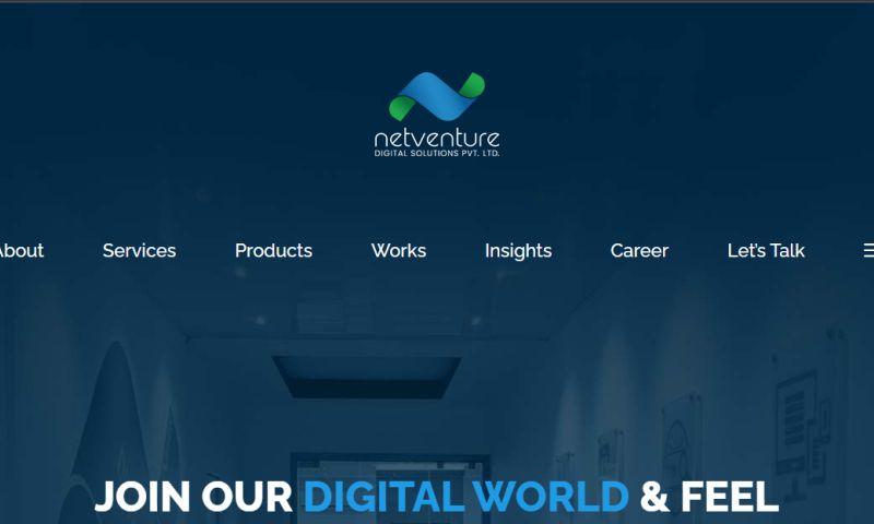 NetVenture Digital Solutions Pvt. Ltd. - Photo - 1