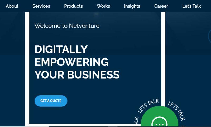 NetVenture Digital Solutions Pvt. Ltd. - Photo - 3