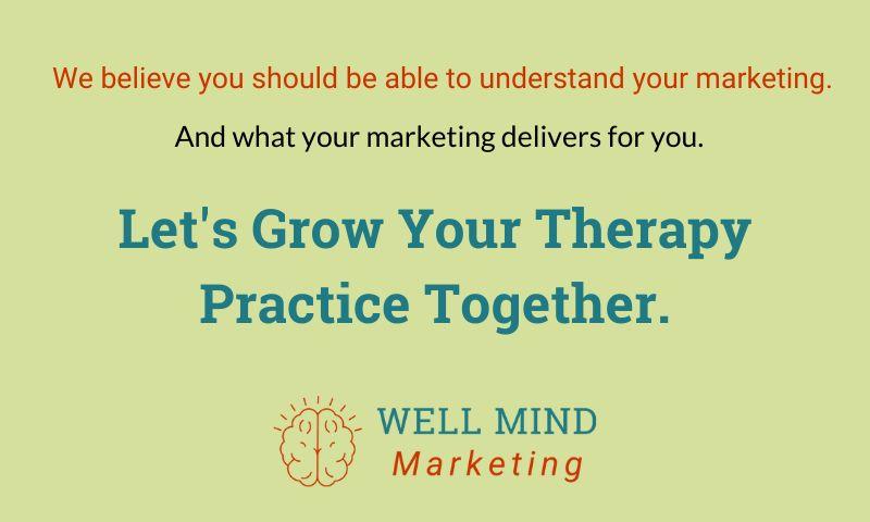 Well Mind Marketing - Photo - 3
