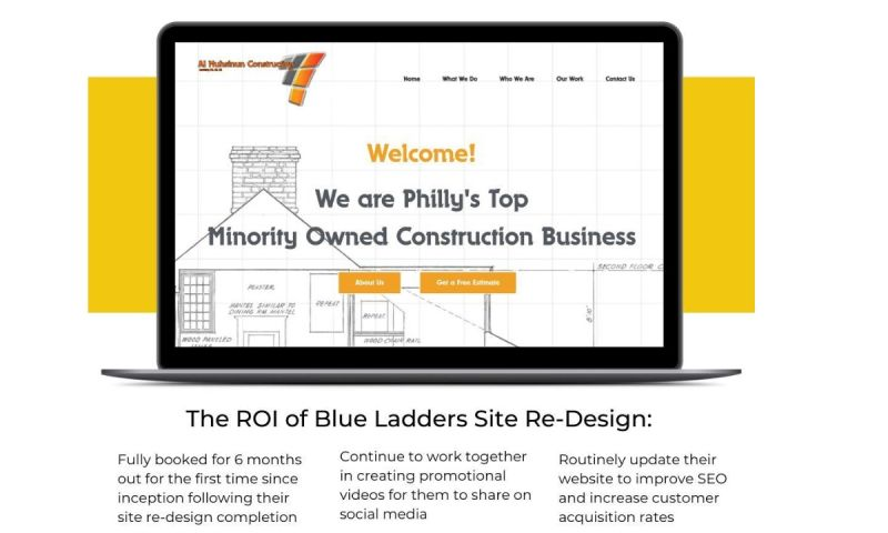 Blue Ladders Web Design - Photo - 1