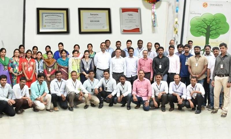 Samskriti Business Solutions Pvt. Ltd. - Photo - 1