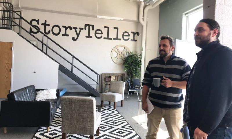 StoryTeller Media + Communications - Photo - 2