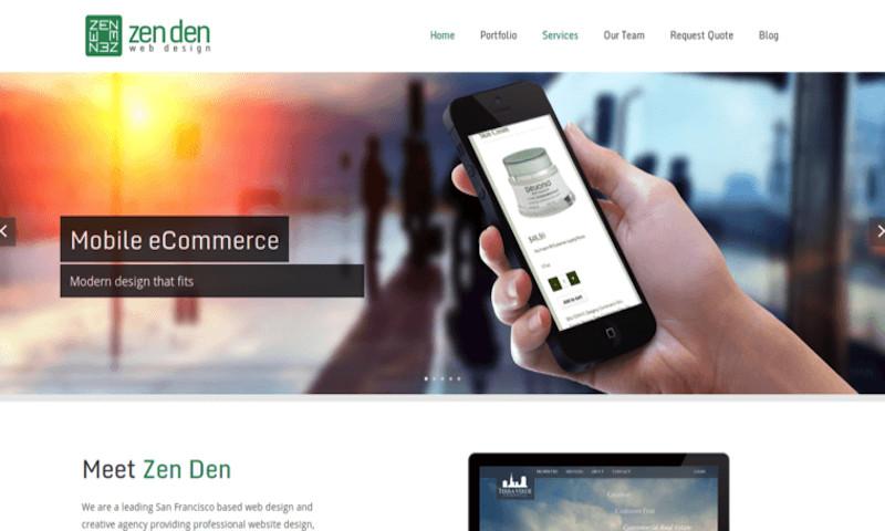 Zen Den Web Design - Photo - 3