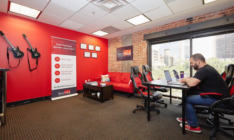 Red Wall Marketing - Photo - 1